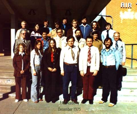 Corvette Stingray 1975 on Graduated December 1975 Class Names Front Row Gracie Kendall Randy